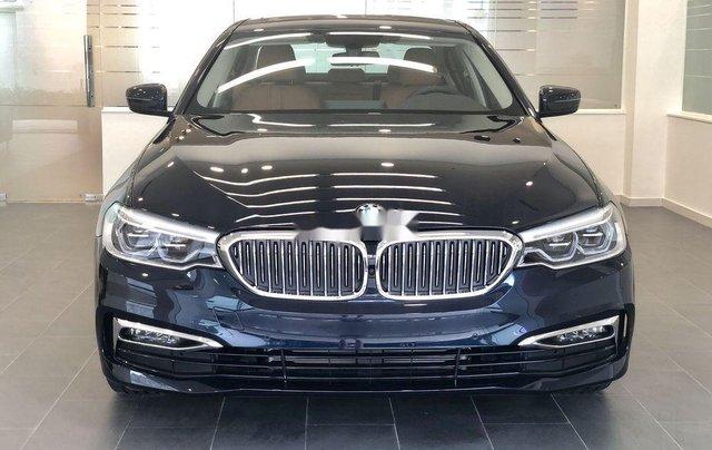 Bán xe BMW 5 Series năm 2019, màu đen, xe nhập0