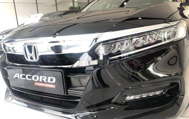 Cần bán Honda Accord đời 2019, màu đen, nhập khẩu nguyên chiếc1