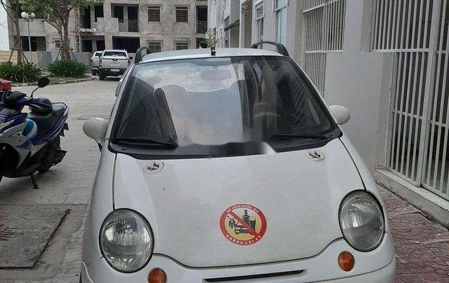 Cần bán gấp Daewoo Matiz sản xuất năm 2004, màu trắng, nhập khẩu nguyên chiếc còn mới, giá chỉ 49 triệu0