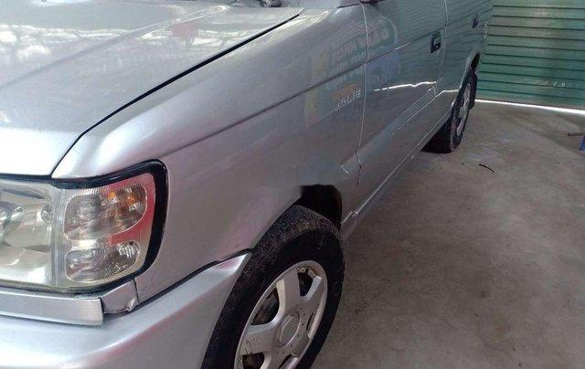 Cần bán gấp Mitsubishi Jolie năm sản xuất 2003, màu bạc, xe nhập4