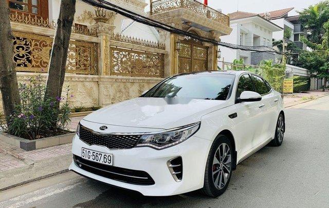 Bán Kia Optima năm 2018, màu trắng còn mới0
