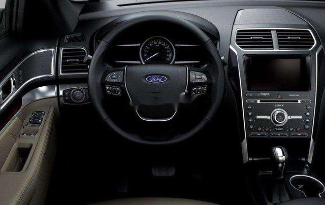 Bán xe Ford Explorer đời 2019, màu trắng, nhập khẩu nguyên chiếc2