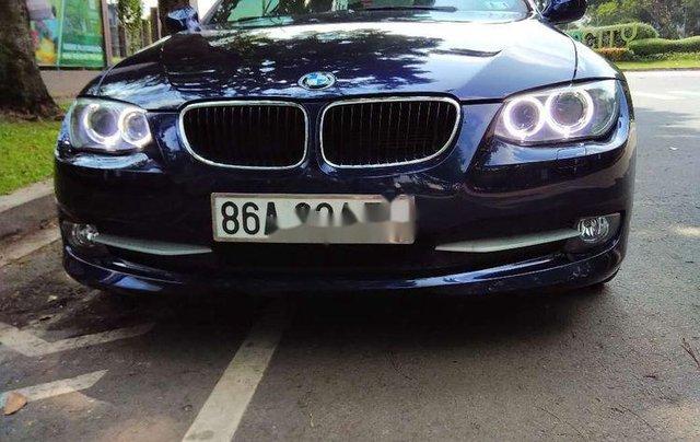 Bán ô tô BMW 320i sản xuất năm 2012, nhập khẩu, màu xanh. 5
