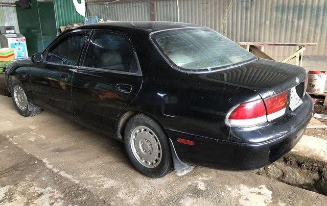 Bán Mazda 626 đời 1995, màu đen, nhập khẩu    2
