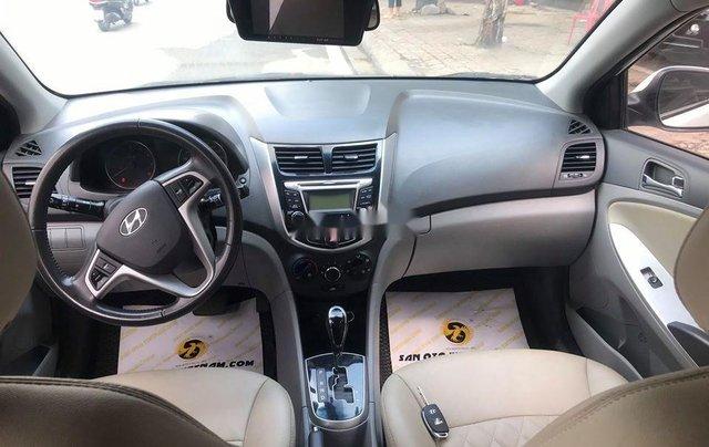 Xe Hyundai Accent sản xuất 2014, màu trắng, nhập khẩu nguyên chiếc còn mới5