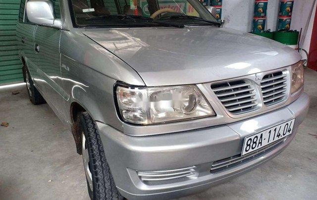 Cần bán gấp Mitsubishi Jolie năm sản xuất 2003, màu bạc, xe nhập0