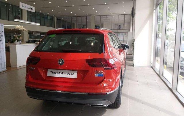Bán ô tô Volkswagen Tiguan sản xuất năm 2018, màu đỏ, xe nhập4
