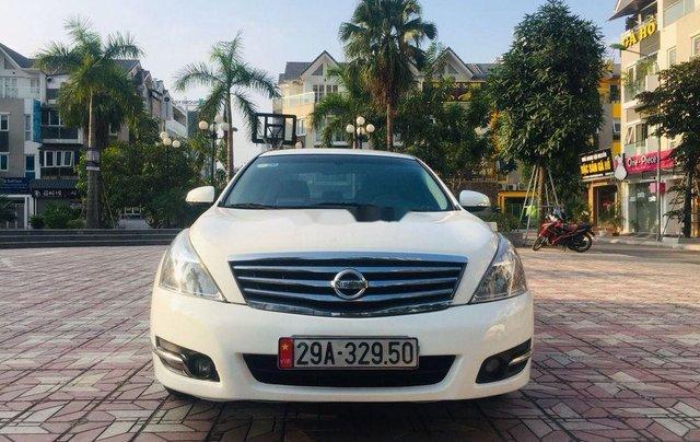 Bán xe Nissan Teana năm sản xuất 2011, nhập khẩu, 495tr0
