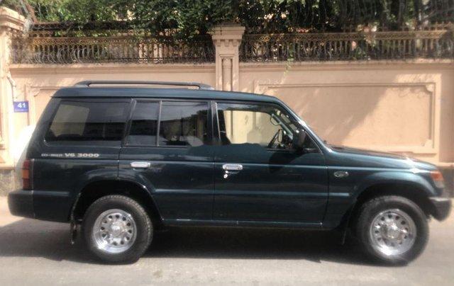 Bán Mitsubishi Pajero năm sản xuất 2004 giá cạnh tranh1