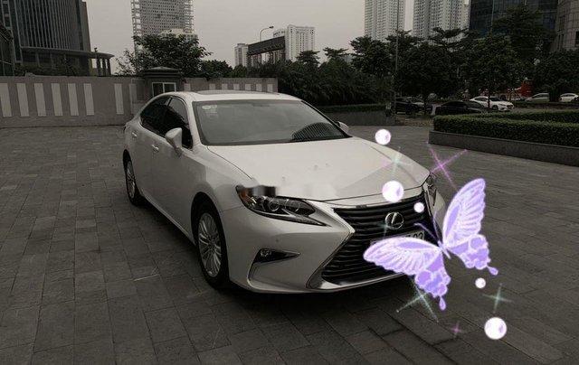 Bán Lexus ES sản xuất 2017, màu trắng, nhập khẩu nguyên chiếc còn mới5