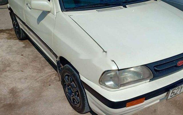 Cần bán lại xe Kia CD5 sản xuất năm 2000, màu trắng, 58tr5