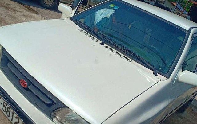 Cần bán lại xe Kia CD5 sản xuất năm 2000, màu trắng, 58tr8