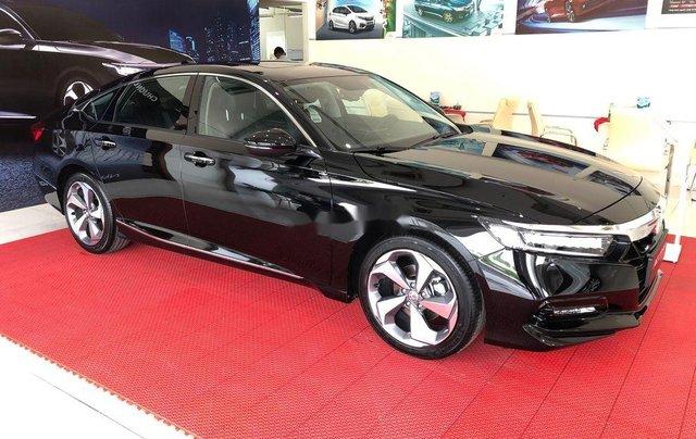 Bán xe Honda Accord SX 2019, màu đen, nhập khẩu. Ưu đãi hấp dẫn6