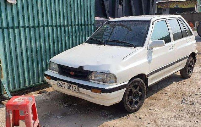 Cần bán lại xe Kia CD5 sản xuất năm 2000, màu trắng, 58tr1