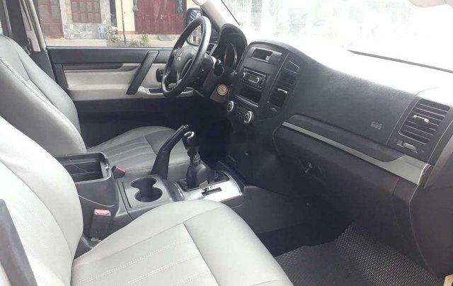 Xe Mitsubishi Pajero sản xuất 2007, màu bạc, nhập khẩu còn mới, 318tr6