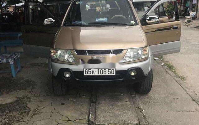 Bán ô tô Isuzu Hi lander đời 2008, màu vàng, nhập khẩu còn mới4