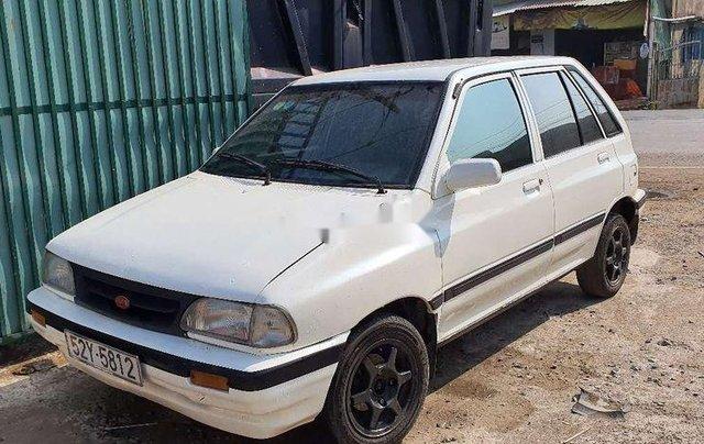 Cần bán lại xe Kia CD5 sản xuất năm 2000, màu trắng, 58tr0
