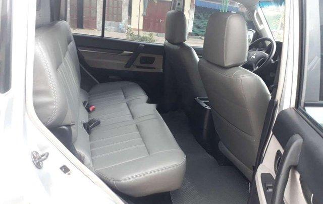 Xe Mitsubishi Pajero sản xuất 2007, màu bạc, nhập khẩu còn mới, 318tr7