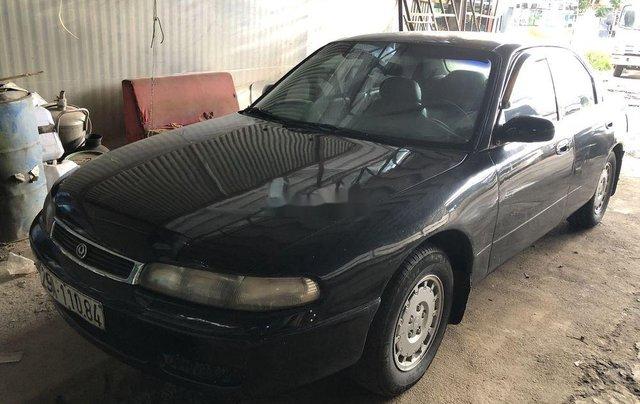 Bán Mazda 626 đời 1995, màu đen, nhập khẩu    1