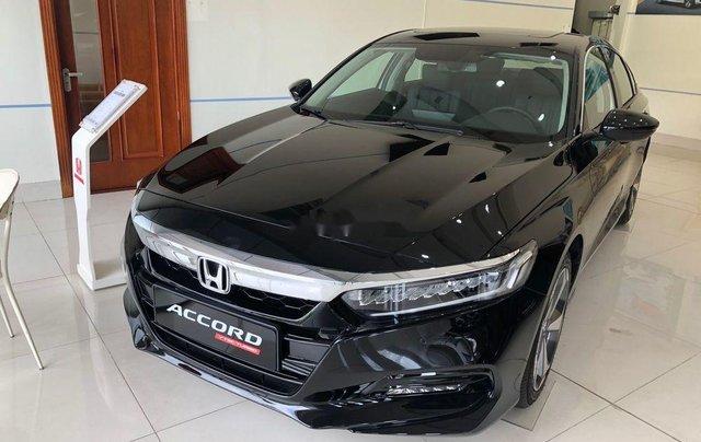 Bán xe Honda Accord SX 2019, màu đen, nhập khẩu. Ưu đãi hấp dẫn1