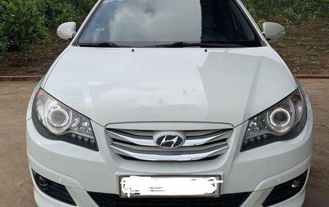 Bán Hyundai Avante sản xuất 2011, xe 1 chủ mua mới từ đầu0