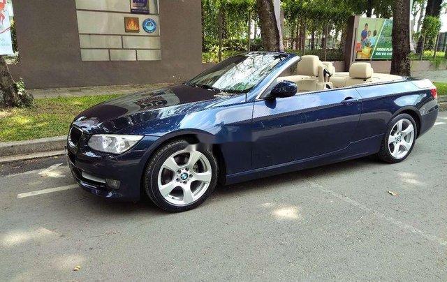 Bán ô tô BMW 320i sản xuất năm 2012, nhập khẩu, màu xanh. 1