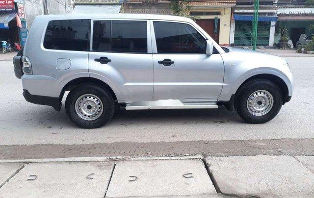 Xe Mitsubishi Pajero sản xuất 2007, màu bạc, nhập khẩu còn mới, 318tr0