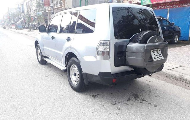 Xe Mitsubishi Pajero sản xuất 2007, màu bạc, nhập khẩu còn mới, 318tr5