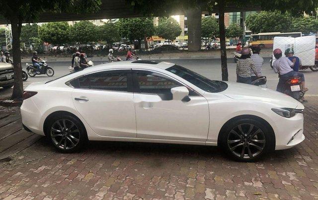 Cần bán lại xe Mazda 6 sản xuất năm 2019, màu trắng2