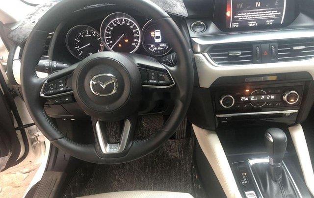 Cần bán lại xe Mazda 6 sản xuất năm 2019, màu trắng6