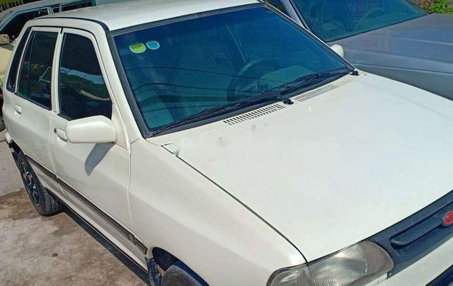 Cần bán lại xe Kia CD5 sản xuất năm 2000, màu trắng, 58tr4