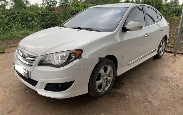 Bán Hyundai Avante sản xuất 2011, xe 1 chủ mua mới từ đầu1