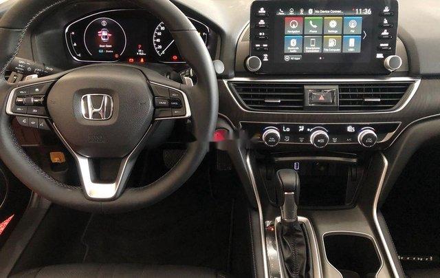 Bán xe Honda Accord SX 2019, màu đen, nhập khẩu. Ưu đãi hấp dẫn9