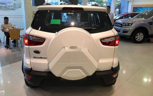 Bán Ford EcoSport Trend sản xuất 2019, màu trắng. Ưu đãi hấp dẫn4