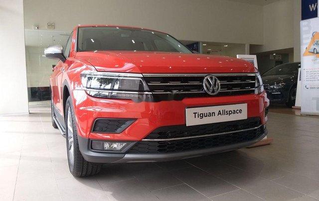 Bán ô tô Volkswagen Tiguan sản xuất năm 2018, màu đỏ, xe nhập3