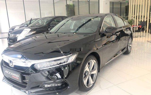 Cần bán Honda Accord đời 2019, màu đen, nhập khẩu nguyên chiếc11