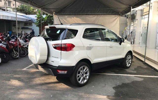 Bán ô tô Ford EcoSport năm 2019, màu trắng1