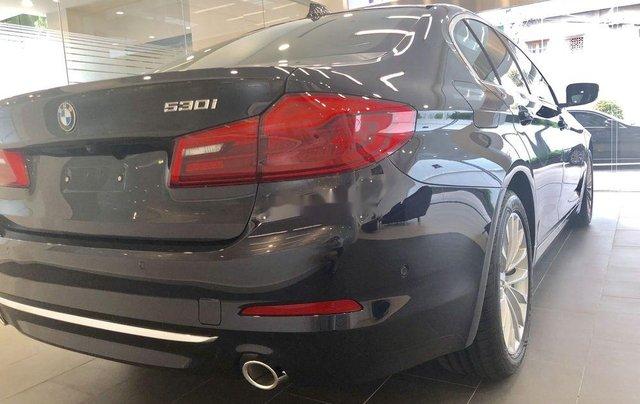 Bán xe BMW 5 Series năm 2019, màu đen, xe nhập1