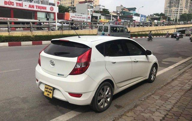 Xe Hyundai Accent sản xuất 2014, màu trắng, nhập khẩu nguyên chiếc còn mới8