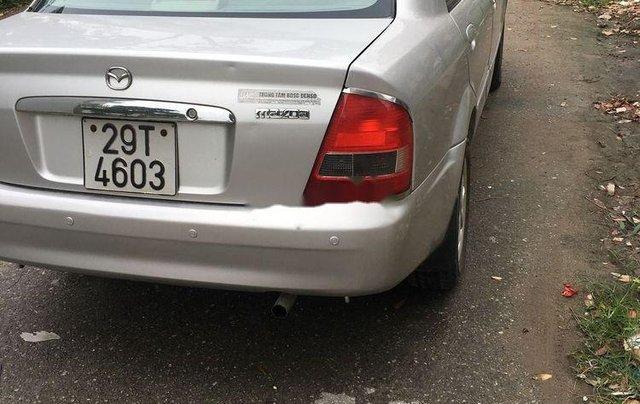 Cần bán gấp Mazda 323 năm 2004, màu bạc còn mới6