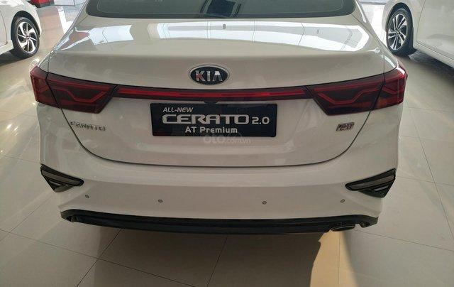Cerato 2.0AT Premium trắng, xe mới, khuyến mại tháng 11 nhận ưu đãi cực khủng1