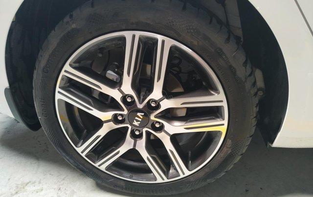 Cerato 2.0AT Premium trắng, xe mới, khuyến mại tháng 11 nhận ưu đãi cực khủng5