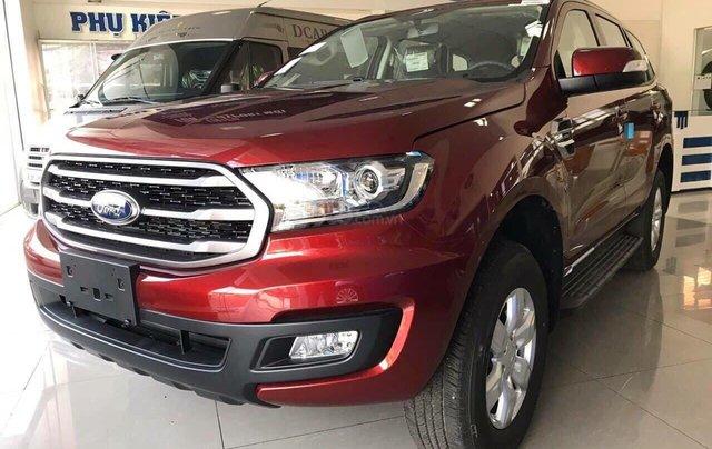 Bán ô tô Ford Everest năm sản xuất 2019, màu đỏ, nhập khẩu nguyên chiếc, giá siêu cạnh tranh2