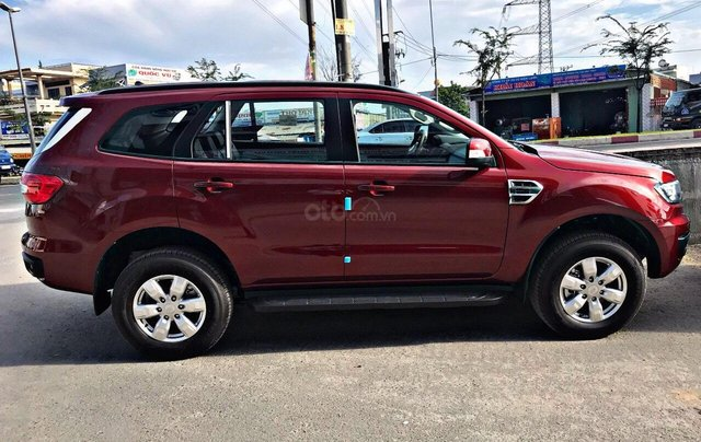 Bán ô tô Ford Everest năm sản xuất 2019, màu đỏ, nhập khẩu nguyên chiếc, giá siêu cạnh tranh3