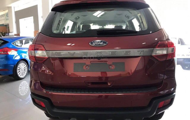 Bán ô tô Ford Everest năm sản xuất 2019, màu đỏ, nhập khẩu nguyên chiếc, giá siêu cạnh tranh4