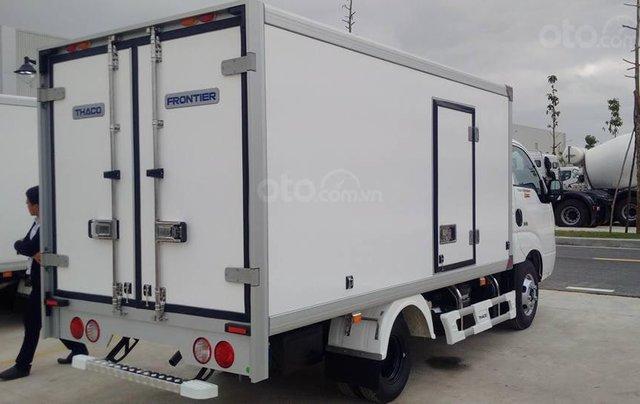 Xe tải đông lạnh Thaco Kia K200 tải trọng 0.99/1.49 tấn Trường Hải ở Hà Nội0