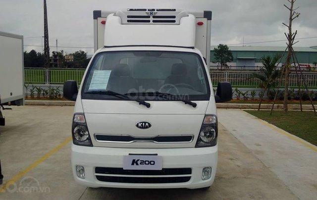 Xe tải đông lạnh Thaco Kia K200 tải trọng 0.99/1.49 tấn Trường Hải ở Hà Nội1