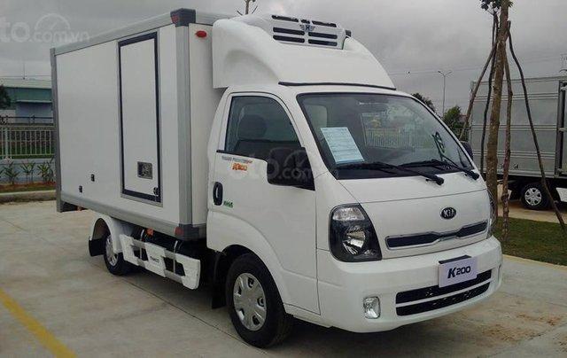 Xe tải đông lạnh Thaco Kia K200 tải trọng 0.99/1.49 tấn Trường Hải ở Hà Nội3