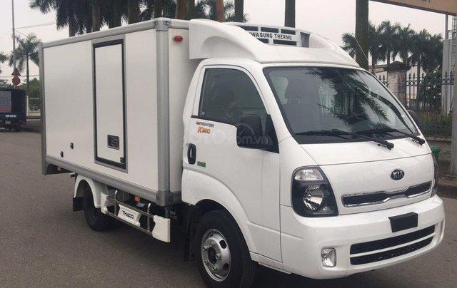 Xe tải đông lạnh Thaco Kia K200 tải trọng 0.99/1.49 tấn Trường Hải ở Hà Nội5