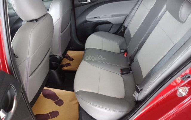 Bán ô tô Kia Soluto sản xuất 2019, màu đỏ, giá 399 triệu3
